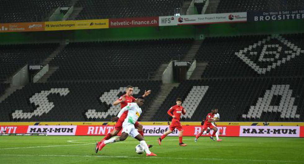 Una Bundesliga sin comida ni cerveza: el fútol alemán se jugaría con tope de 239 personas en los estadios