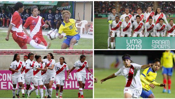 La Selección Peruana Femenina jugó por primera vez en 1998. (Diseño: Depor)