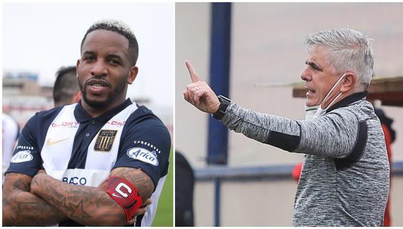 Grioni preocupado con gran presente de Farfán en Alianza. (Foto: Liga 1)