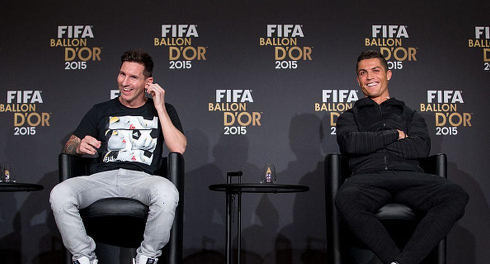 El XI más caro del 2010 con Lionel Messi y Cristiano Ronaldo.