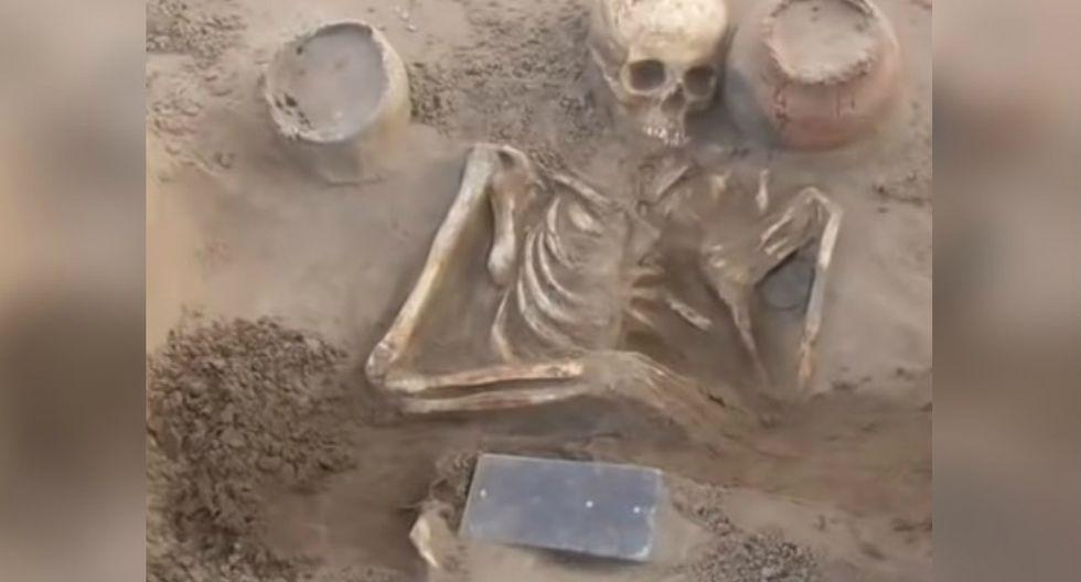 Se viralizó en YouTube el insólito hallazgo de unos arqueólogos en la Atlántida rusa. (YouTube: LiveScience)