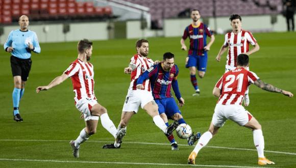 Barcelona tendrá la oportunidad de ganar su primer título de la temporada ante el Athletic Bilbao. (Foto: FC Barcelona)