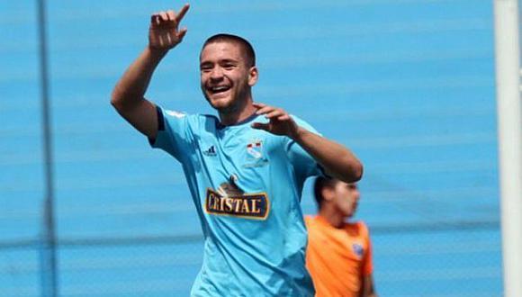 Paulo Gallardo fue cedido a préstamo a Deportivo Municipal.