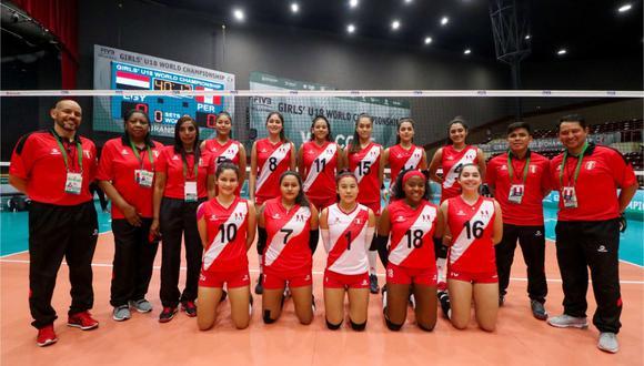 Al elenco peruano solo le queda definir su posición final en la competición (del puesto 9 al 16). (Foto: FPV)