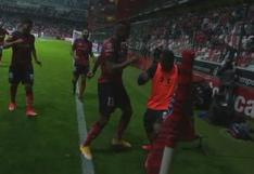¿Otra vez? Penal y gol de Michael Estrada para el 2-1 del Cruz Azul vs. Toluca por la Liguilla MX [VIDEO]