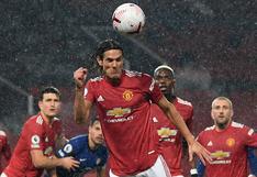 En el debut de Edinson Cavani: Manchester United empató 0-0 ante Chelsea por la fecha 6 de Premier League