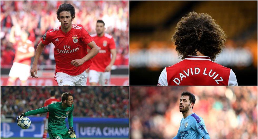 Benfica, cantera de Europa: el espectacular XI que formaría con las millonarias ventas de los últimos años [FOTOS]
