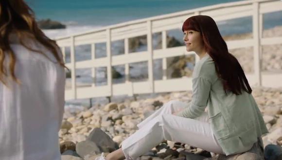 El regreso de Lexie Grey (junto a Mark Sloan) se sumó a la del esposo de Meredith, Derek, a la de George, mejor amigo de la protagonista; y la de Andrew DeLuca (Foto: ABC)