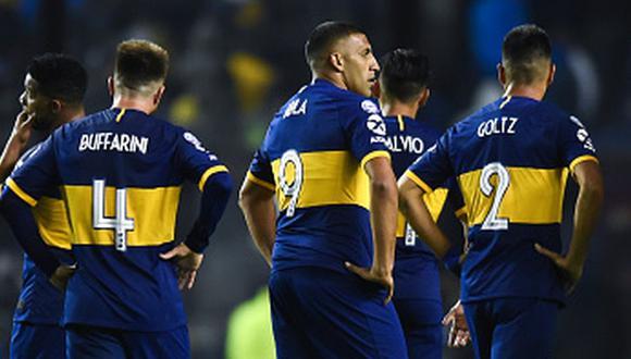 Goltz y Soldano podrían dejar Boca Juniors. (Getty Images)