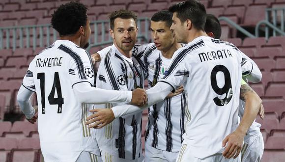 Barcelona vs. Juventus en Camp Nou por la Champions League.  (Foto: Reuters)