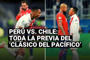 Selección peruana: toda la previa del Perú vs. Chile por las Eliminatorias Qatar 2022