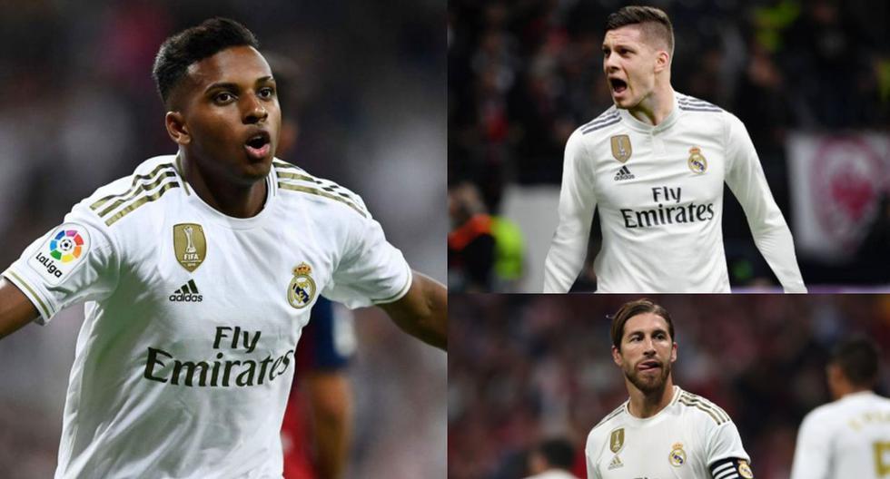Este sería el 11 del Real Madrid para la Supercopa de España 2020. (Fotos: Getty Images)