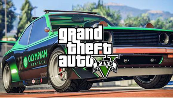 Llega nuevo auto a GTA Val cual lo puedes equipar con armas. (Foto: GTA V)