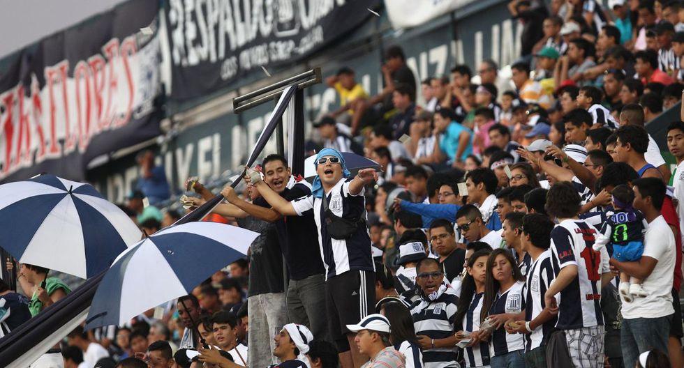 Universitario | Alianza Lima: así lucían los clásicos con banderas en las tribunas (Foto: GEC)