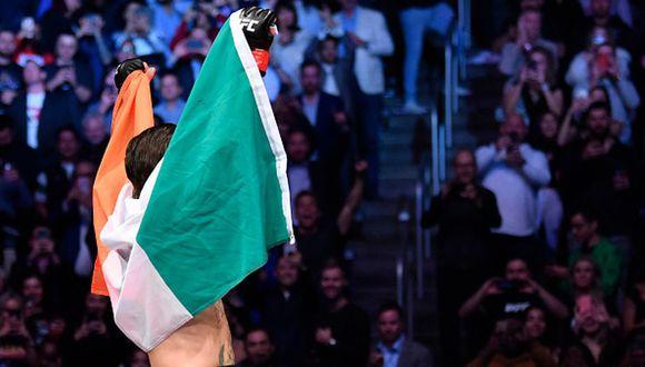UFC volverá a Irlanda tras casi cinco años de ausencia el 15 de agosto. (Getty Images)