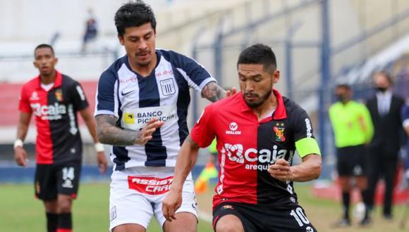 Alianza Lima goleó 4-0 a Melgar en el Iván Elías Moreno (Foto: Liga 1)