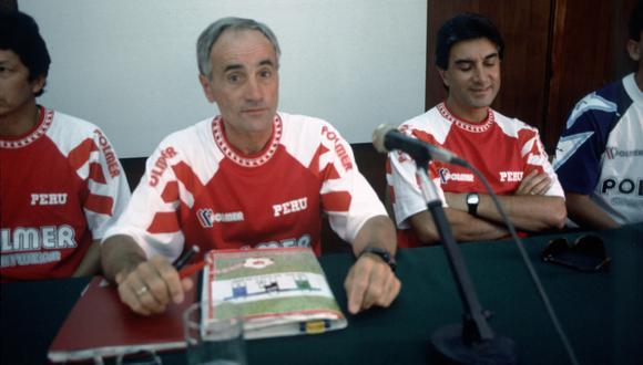 Falleció Vladimir Popovic, exentrenador de la selección peruana. (Foto: GEC)