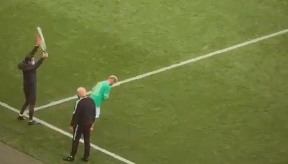 Miguel Trauco hace su estreno en la presente temporada en Ligue 1. (Foto: Captura de TV)