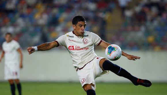 Federico Alonso tiene 9 partidos y 810 minutos en la Liga 1 (FOTO: GEC)