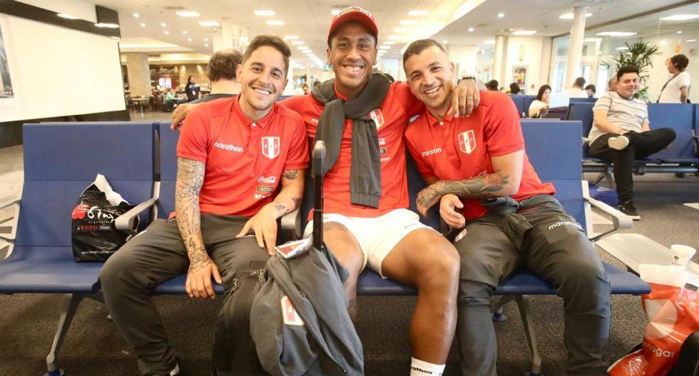 Selección Peruana enfrentará a Uruguay con Alejandro Hohberg y Gabriel Costa. (FPF)