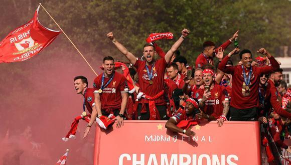 Liverpool no logra el título inglés desde hace 30 años, cuando aún no se llamaba Premier League. (Foto: AFP)