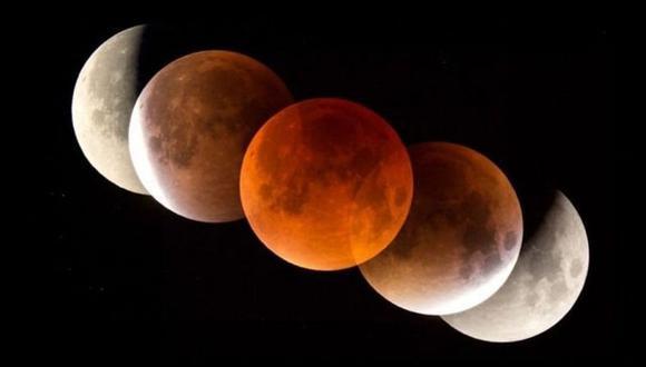 Fenómeno podrá ser visto a través de una transmisión especial en vivo online por la NASA. (Foto: T13)