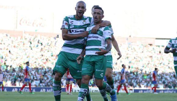 Chivas cayó 3-0 a manos de Santos Laguna por el Apertura 2019 de Liga MX