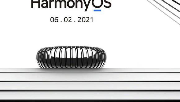 ¿Se presentará el Huawei P50 Pro? Conoce todos los detalles del evento de Harmony OS. (Foto: Huawei)