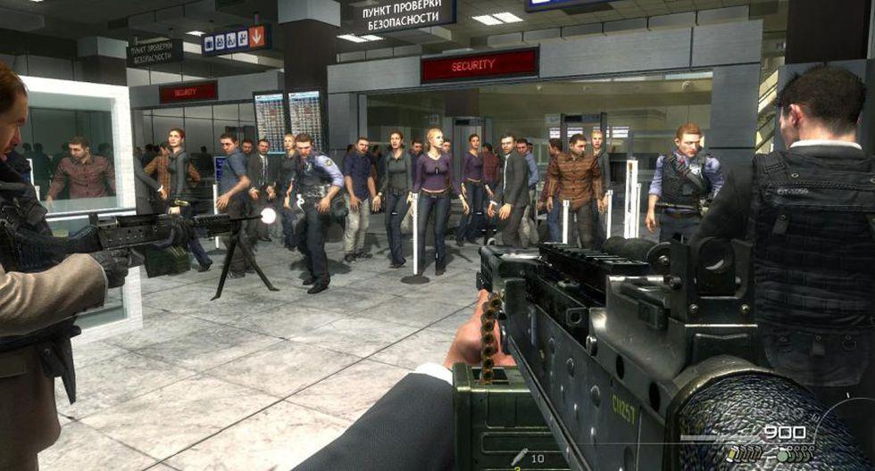 "PS4: ""Call of Duty: Modern Warfare 2"" no se venderá en Rusia por decisión de Sony"