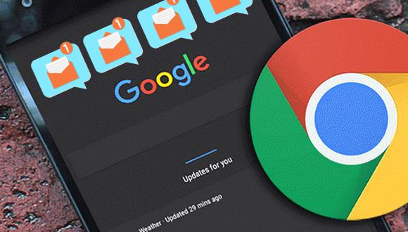 ¿Deseas desactivar esas molestas notificaciones en Google Chrome?  has ingresado al lugar que te brindará la solución a ese problema (Foto: Mockup / Composición Mag)