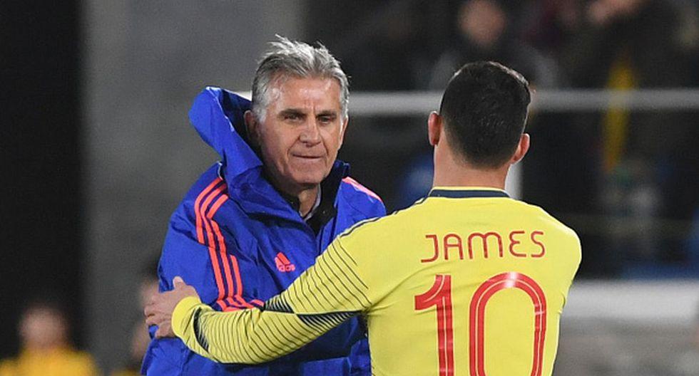 Carlos Queiroz tomó las riendas de la Selección Colombiana a inicios del 2019. (Getty)