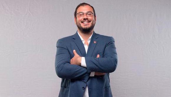 Nicolás Rey es candidato para asumir la gerencia general de Alianza Lima. (Foto: UP)
