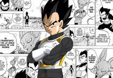 Dragon Ball Super: Vegeta recibe un golpe de Beerus tras aprender a usar el Hakai
