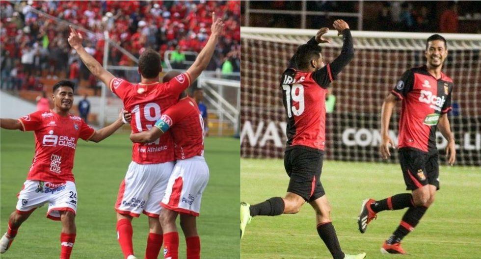 Cienciano y Melgar se enfrentarán en amistosos previos al inicio de la Liga 1.