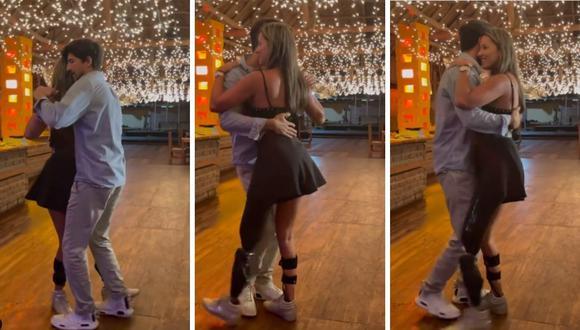 Daniella Alvarez sorprende bailando un ritmo de Angola con su nueva prótesis. (Foto: Instagram / @danielaalvareztv).