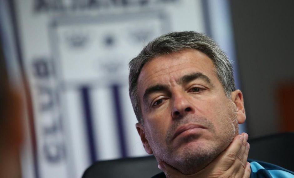 Pablo Bengoechea dirigirá, esta mañana, un partido de práctica ante Cantolao. (GEC)