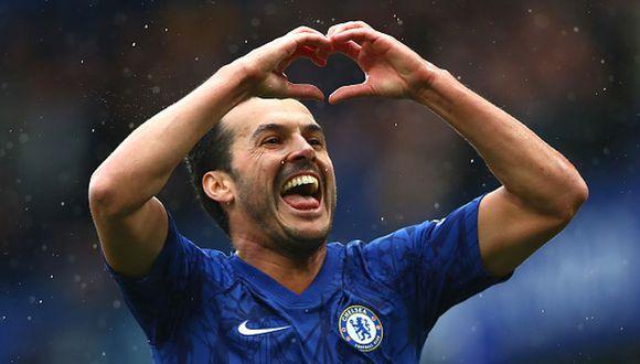 Pedro Rodríguez ha ganado la Premier League con la camiseta del Chelsea. (Foto: Getty Images)