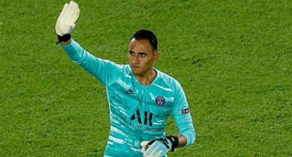 Keylor Navas se lució con tremenda reacción para evitar empate de Brujas por Champions League