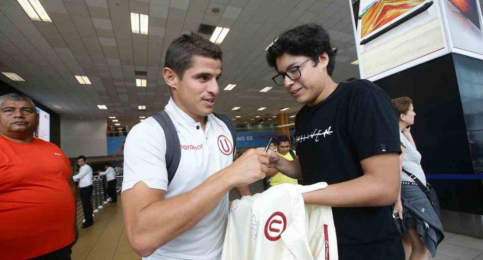 Aldo Corzo quiere hacer la diferencia en el primer duelo entre Universitario y Carabobo. (Foto: GEC)