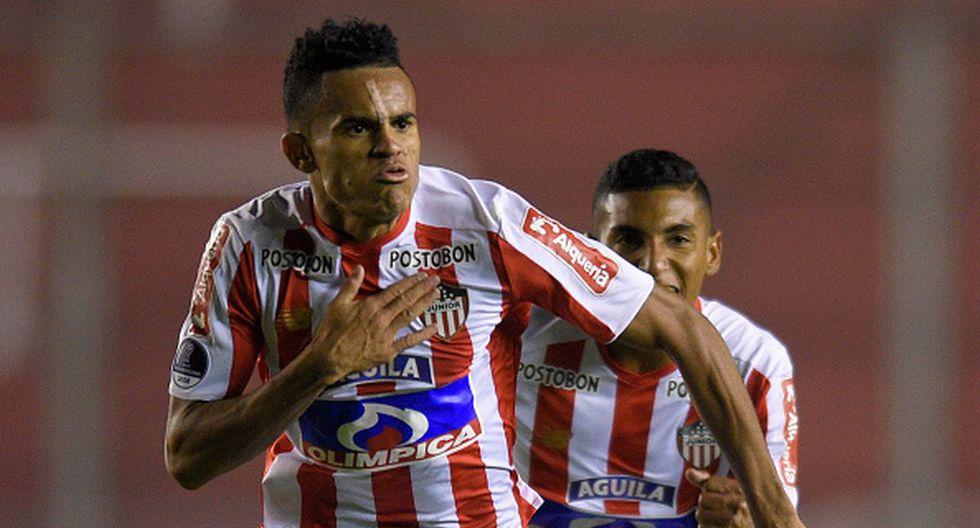 13. Club: Junior FC | Valor: 25.88 millones de euros. (Getty)