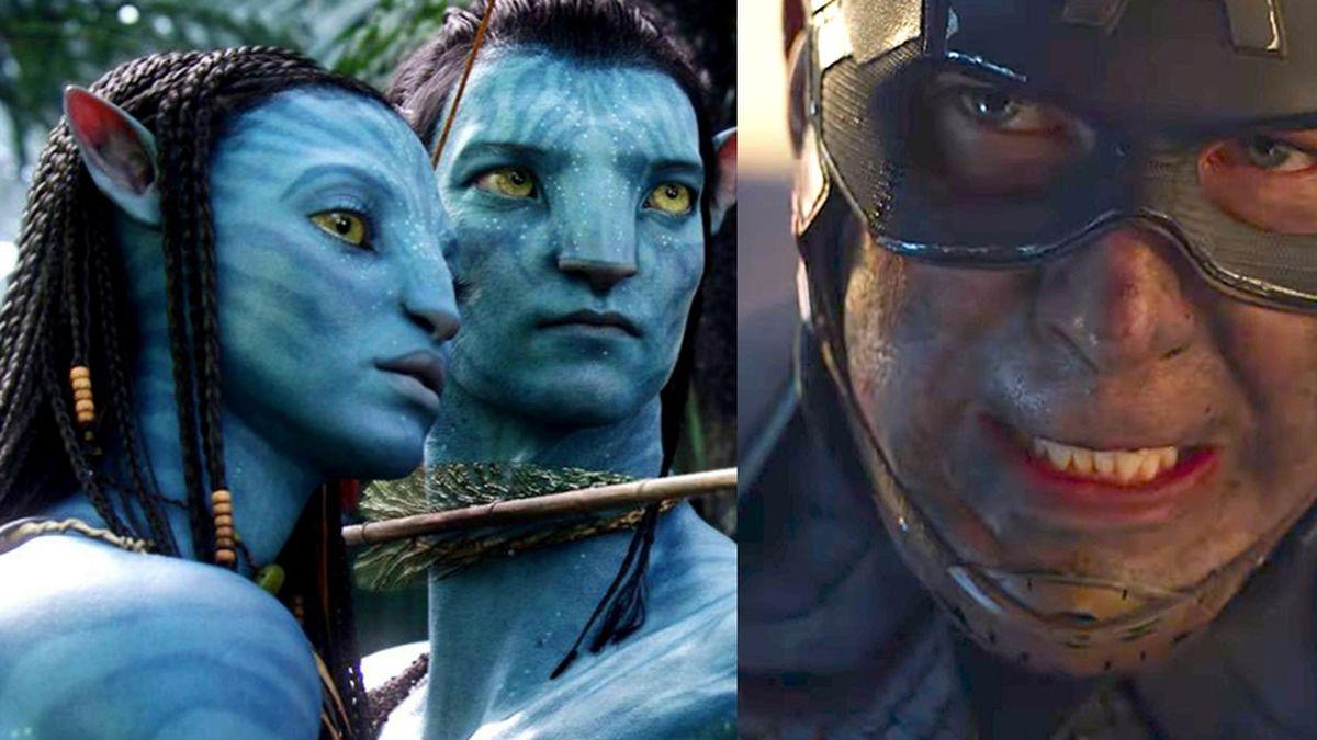 Avatar Porno Pelicula avengers: endgame vs. avatar: marvel se pone solo us$5