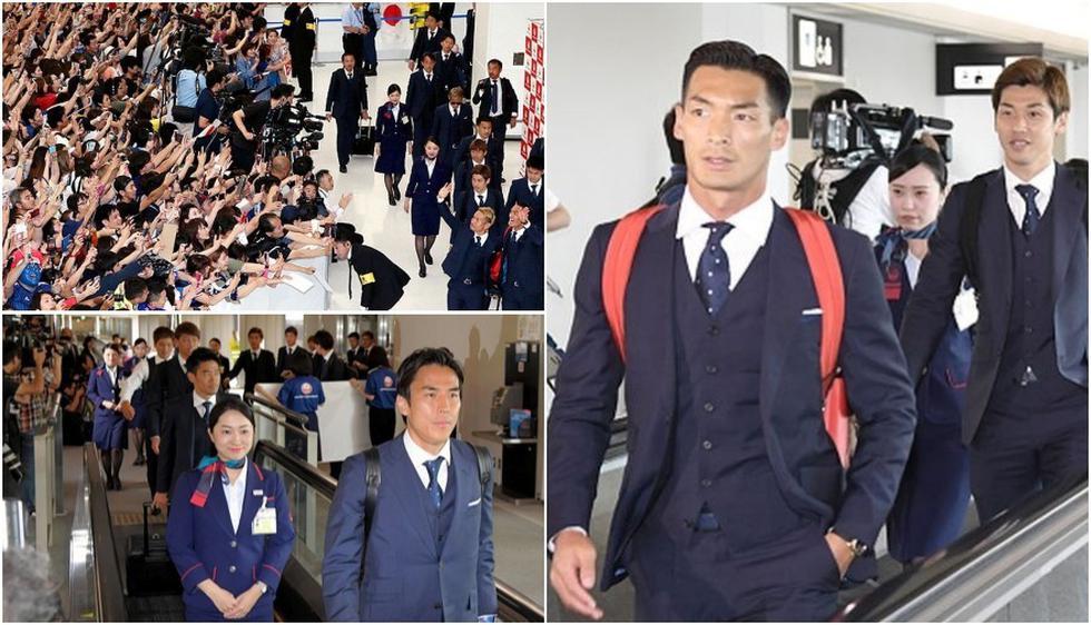 Así fue recibida la Selección de Japón tras su participación en el Mundial Rusia 2018. (Getty Images)