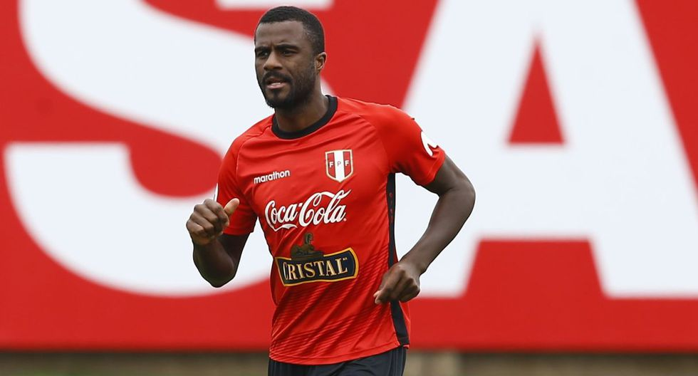 Selección Peruana | Christian Ramos. (Foto: GEC)