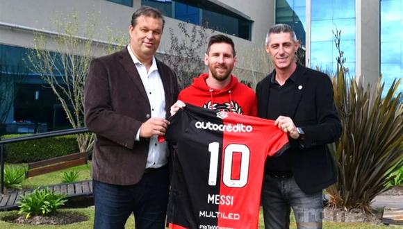 Lionel Messi podría volver a Argentina para jugar en unos años. (Foto: Difusión)
