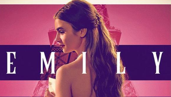 """Lilly Collins revela la verdadera pronunciación de """"Emily en Paris"""" (Foto: Netflix)"""