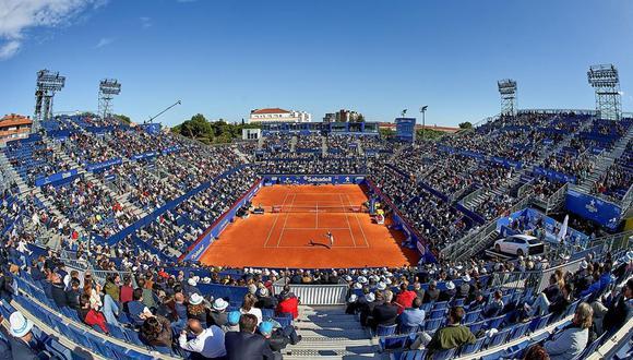 La cancha principal del ATP de Barcelona. (Foto: Instagram de bcnopenbs)