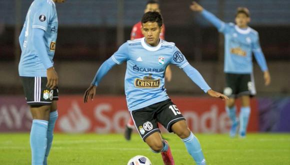 Jhilmar Lora ha sido titular indiscutible en Sporting Cristal durante el 2021. (Foto: Agencias)