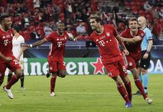 Bayern Munich campeón de la Supercopa de Europa: resumen y goles del partido en Budapest