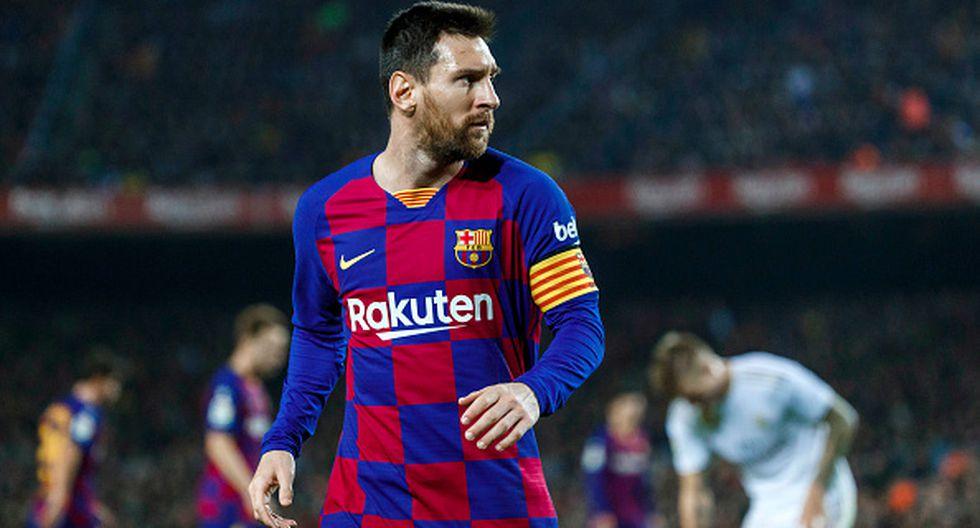 2. Lionel Messi - 49 goles en 57 partidos (Barcelona y Argentina) (Getty)