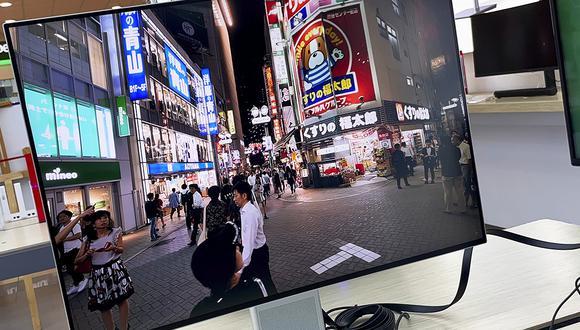 Conoce todas las características de las nuevas pantallas de Huawei: la MateView y MateView GT. (Foto: Rommel Yupanqui)